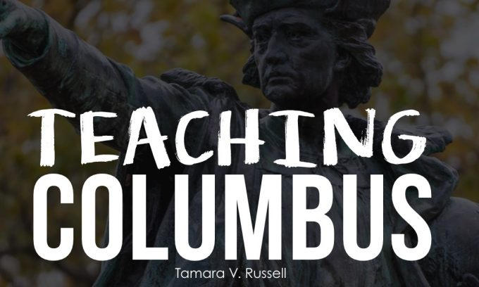 Introducing Columbus to Third Graders