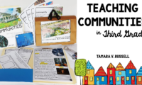 Teaching Communities to Third Graders