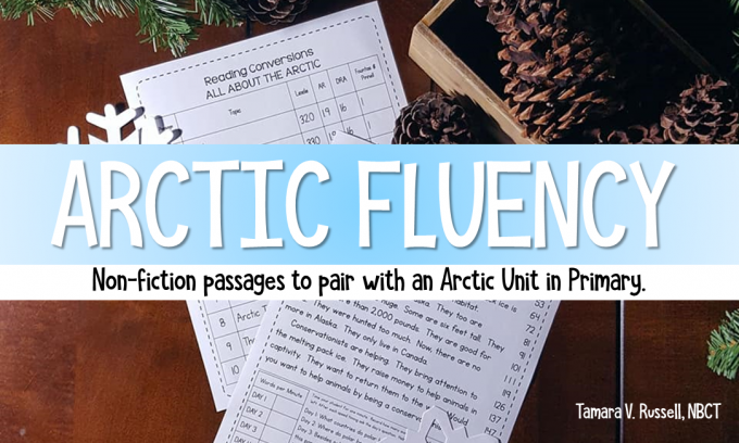 Arctic Fluency for Primary Learners