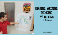 Reading, Writing, Thinking and Talking in Science