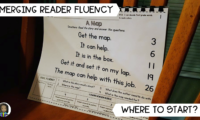 Emerging Reader Fluency