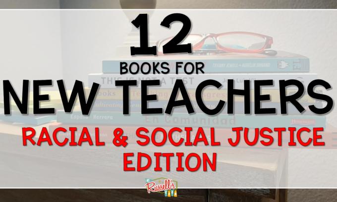 New Teacher's Reading List