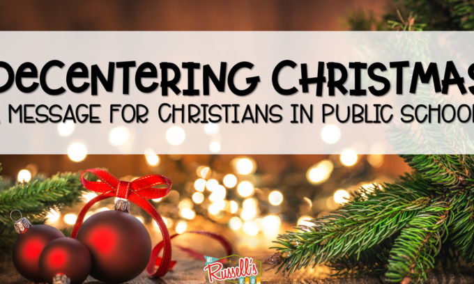 Decentering Christmas