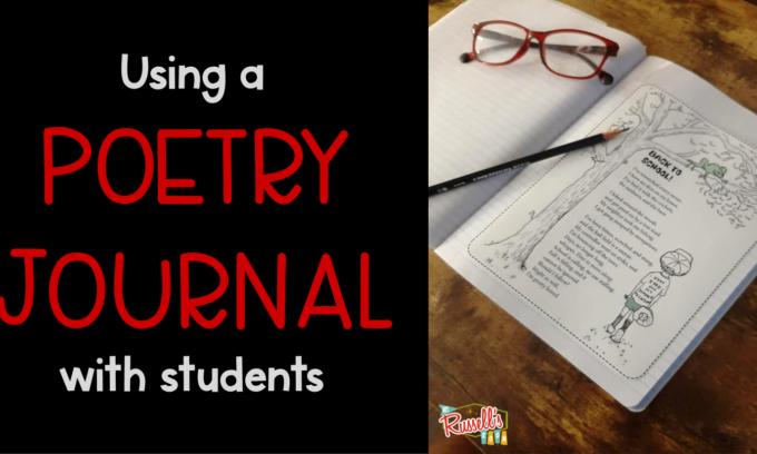 Using Poetry for Fluency